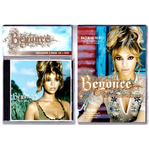 B'Day (with Exclusive The Ultimate Performer DVD)