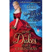 How the Dukes Stole Christmas : A Christmas Romance Anthology (Paperback)