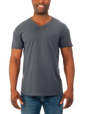 feaec0da455e Product Image Mens' Soft Short Sleeve Lightweight V Neck T Shirt, ...