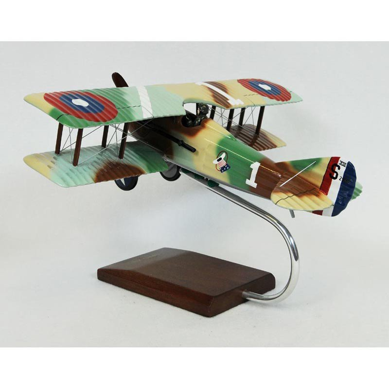 Mastercraft Collection SPAD XIII Model Airplane Scale: 1/24