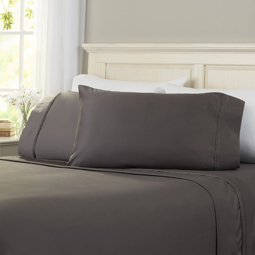 Darby Home Co Superior 1200 Thread Count 100pct Cotton Sh...