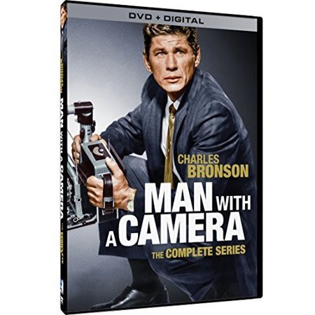 Man With a Camera: The Complete Series (DVD) - image 1 de 1