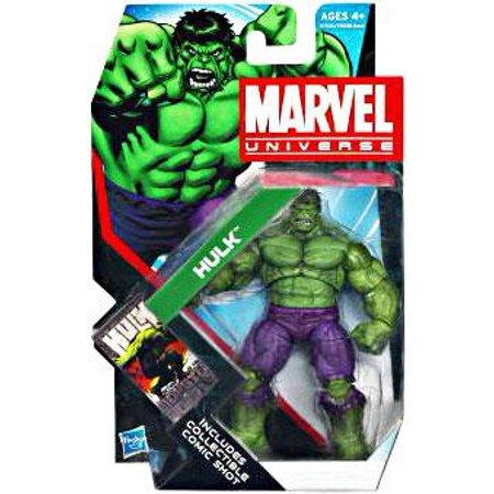 Marvel Universe Series 18 Hulk Action Figure
