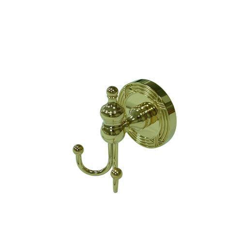 Kingston Brass  BA9917  Robe Hook  Templeton  Accessory  Double Hook  ;Polished Brass