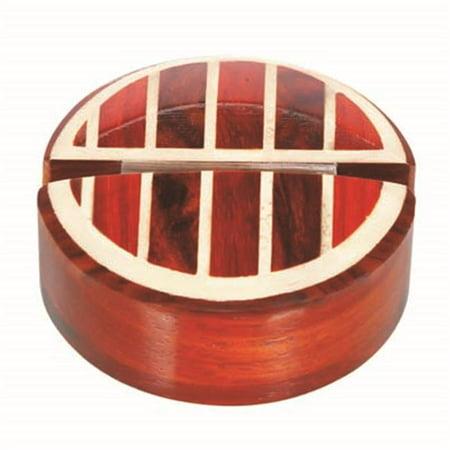 - VinoStrumenti VSFCP4 Multiwood Lamination Pinch Action Wine Bottle Foil Cutter