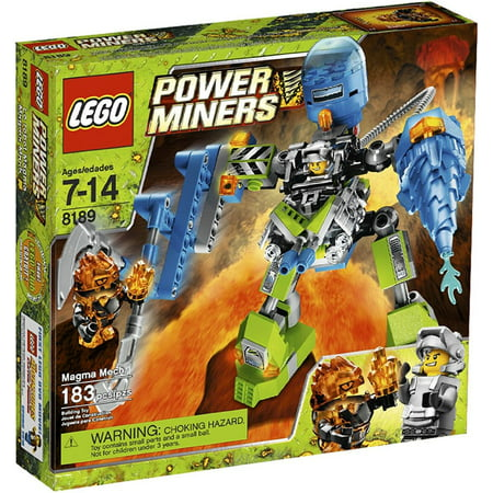LEGO Power Miners - Magma Mech