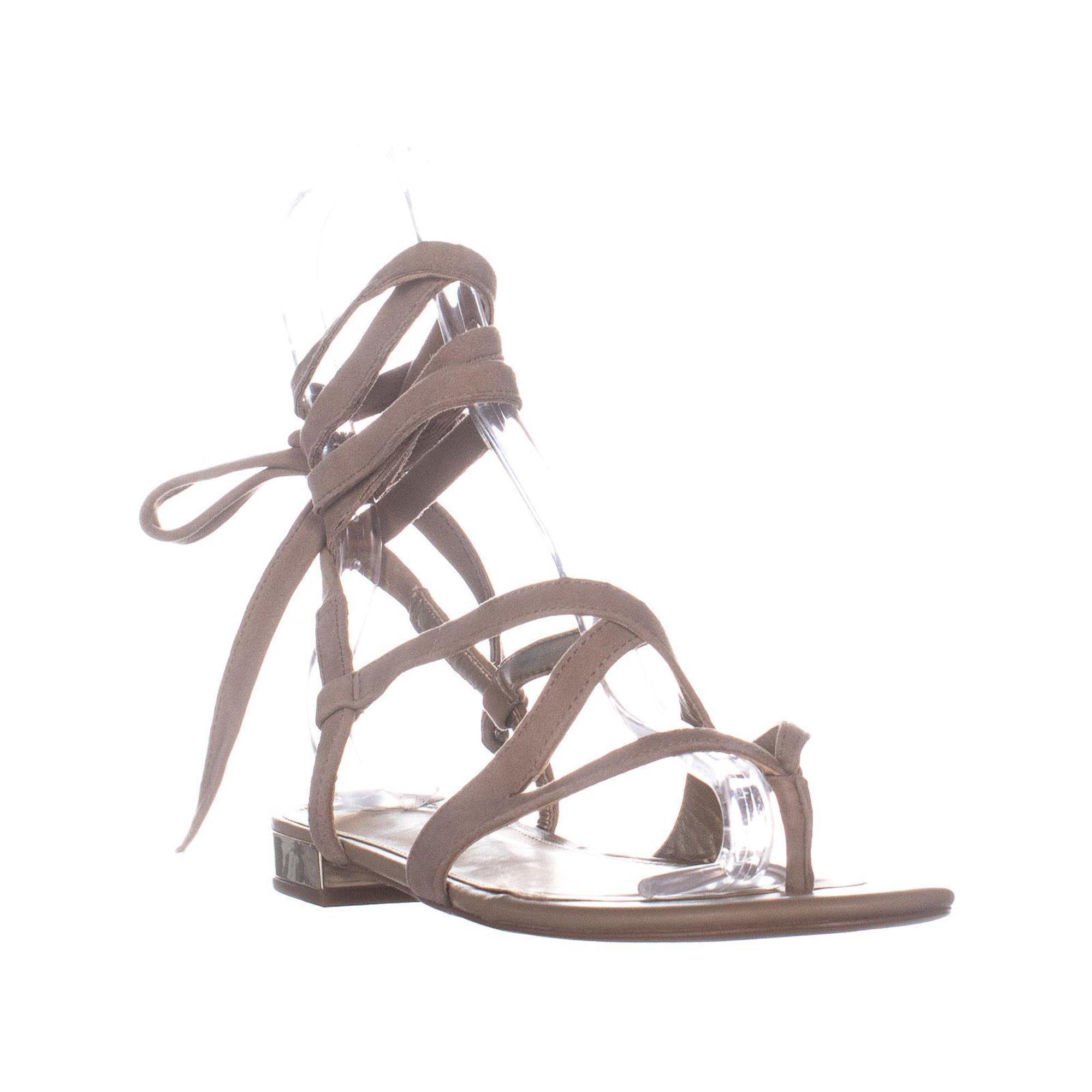 f0975a634 Sam Edelman Davina Lace Up Flat Sandals