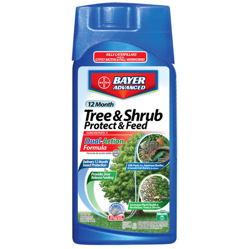 Bayer Advanced 12 Month Tree and Shrub Protect and Feed Concentrate