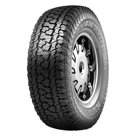 Kumho Road Venture AT51 P245/65R17 105T SL BW (Best Looking Off Road Tires)