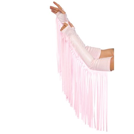Leg Avenue Womens  Fashion Costume Fringe Arm (Women's Sport Costume Ideas)