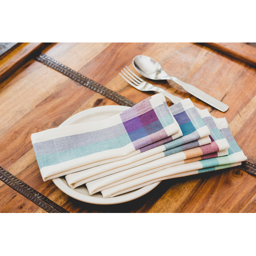 Sustainable Threads Shannon Napkins (Set of 4)