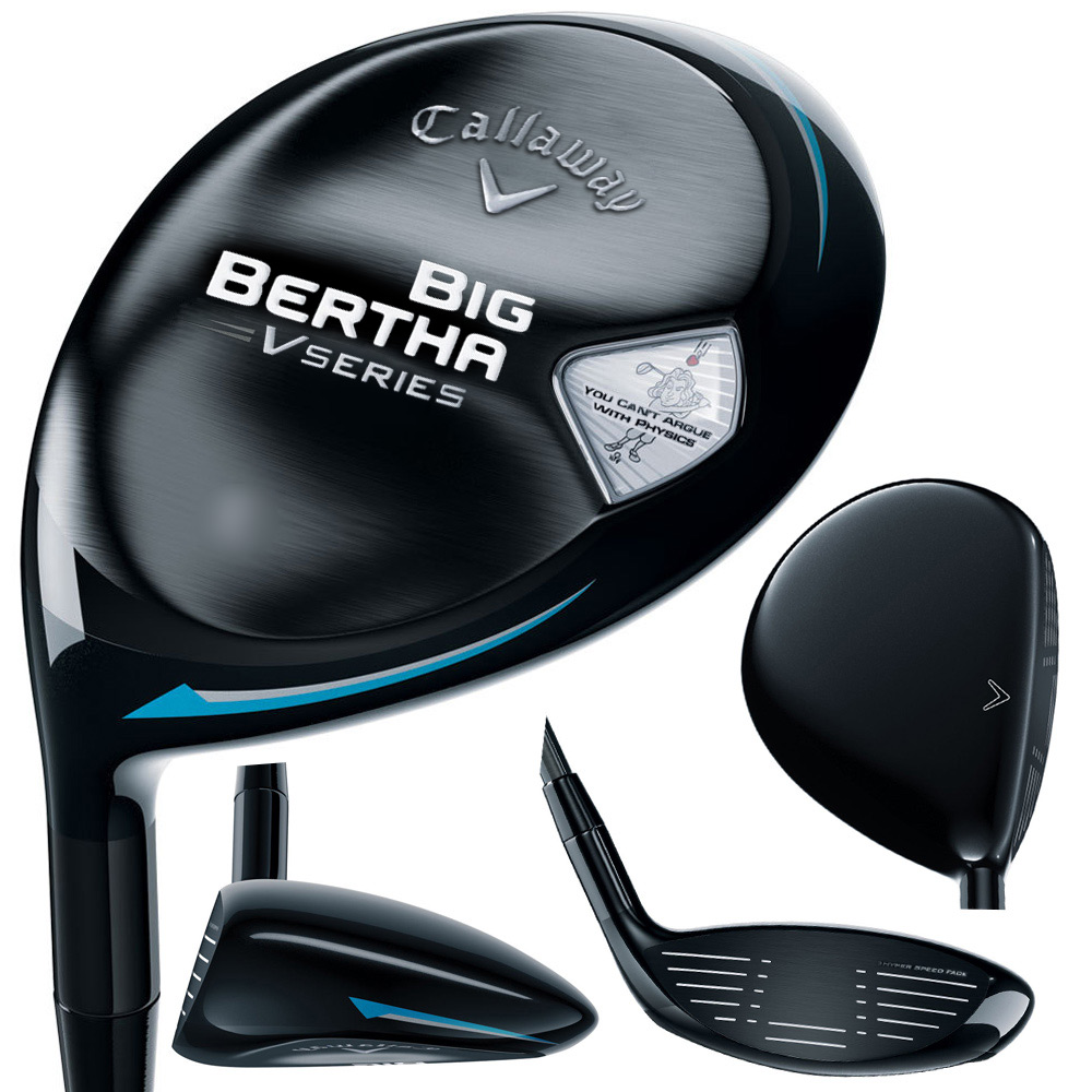 Callaway Big Bertha V Series Fairway Wood Ladies