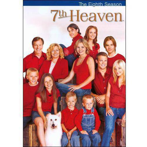 7TH HEAVEN-8TH SEASON COMPLETE (DVD/5DISCS)