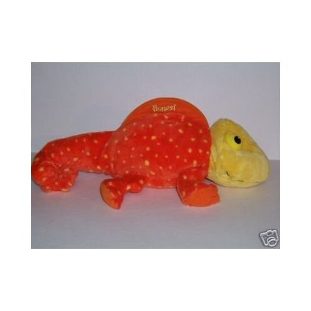 Kohls Honest Lizard Plush (14 ) Kohls Cares For Kids Plush*14  Long*Honest Lizard*Made of soft orange and yellow plushSKU:ADIB0043KZ1F2