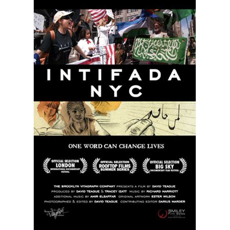 Finale Nyc Halloween (Intifada NYC POSTER Movie Mini)