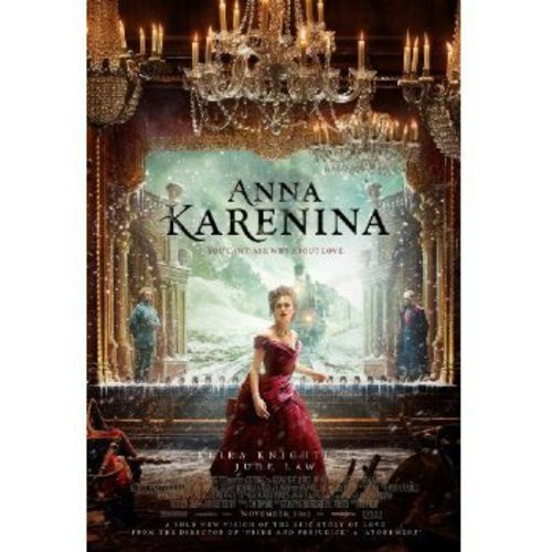 Anna Karenina (Blu-ray + DVD + Digital Copy + UltraViolet) (With INSTAWATCH) (Anamorphic Widescreen)