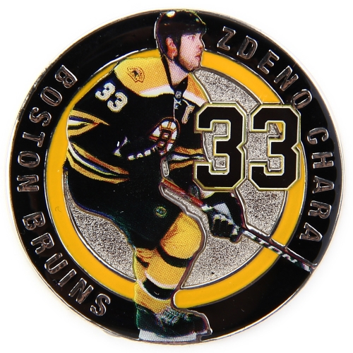 Boston Bruins Zdeno Chara Photo Pin - No Size