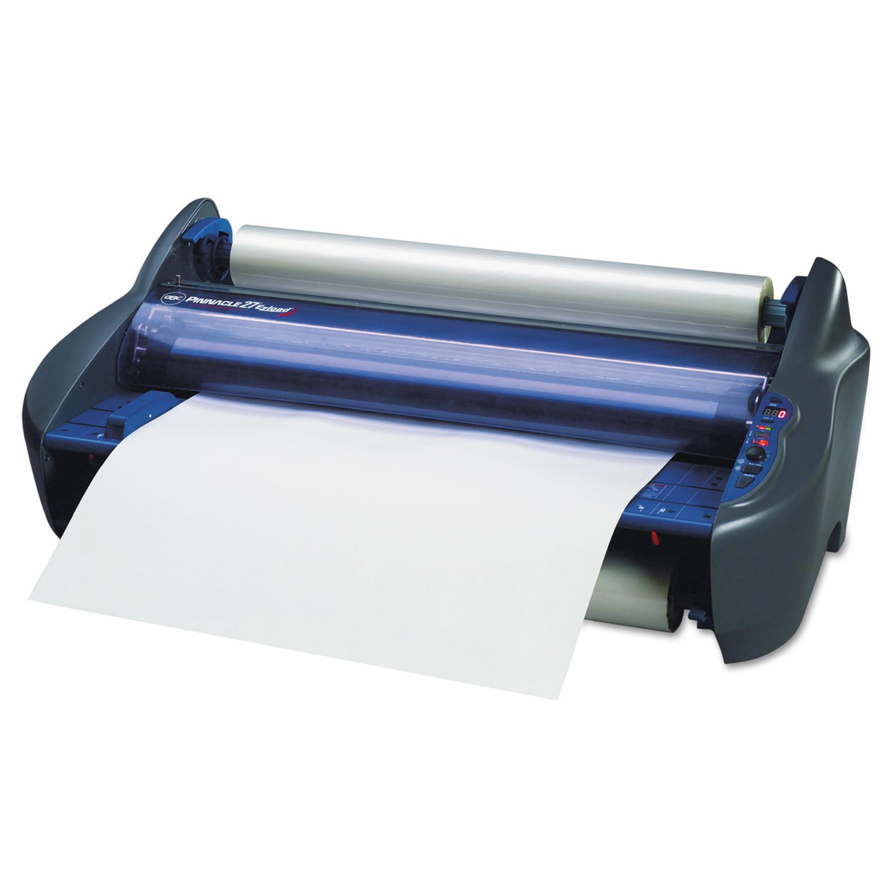 """GBC Pinnacle 27 EZload Roll Laminator, 27"""" Wide, 3mil Maximum Document Thickness"""