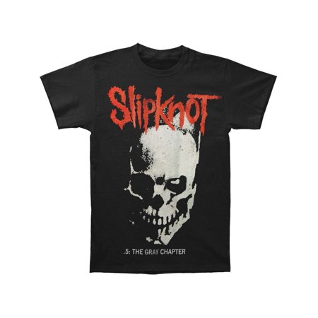 Slipknot Men's  Skull And Tribal T-shirt Black](Slipknot Suits)