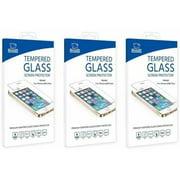 Rhino Premium Apple iPhone Tempered Glass Screen Protector Cover for Apple iPhone 6 Plus/6S Plus/7 Plus