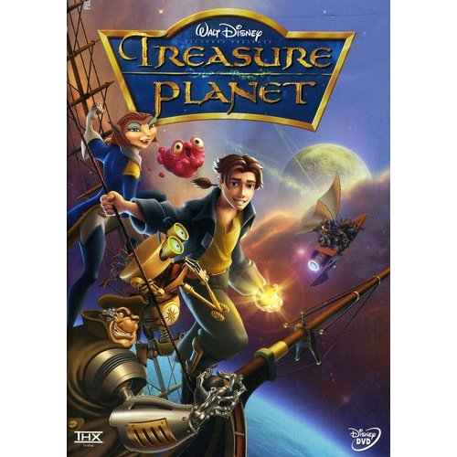 TREASURE PLANET (DVD/1.66/DD 5.1/FR-SP-DUB)