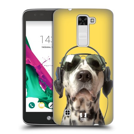 HEAD CASE DESIGNS FUNNY ANIMALS HARD BACK CASE FOR LG PHONES (Breaking Bad Hat And Glasses)