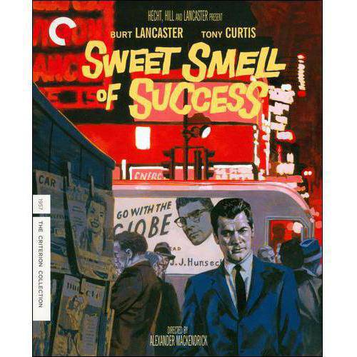 Sweet Smell Of Success (Criterion Collection) (Blu-ray) (Widescreen)