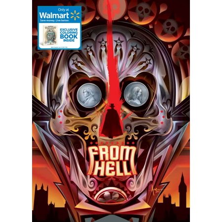 From Hell (Walmart Exclusive) (DVD)