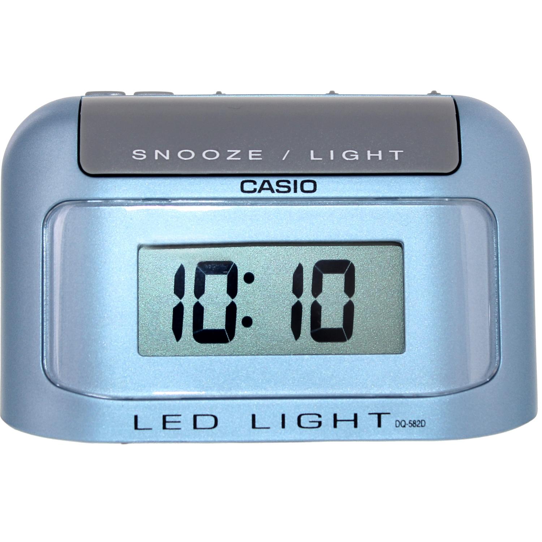 Casio Digital Desk Clock DQ582D-2 by Casio
