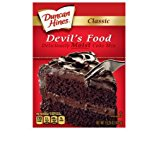 Duncan Hines® Classic Devil's Food Cake Mix 15.25 oz. Box - Whole Foods Halloween Cake