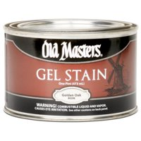 Old Masters 80208 1 Pint Golden Oak Gel Stain