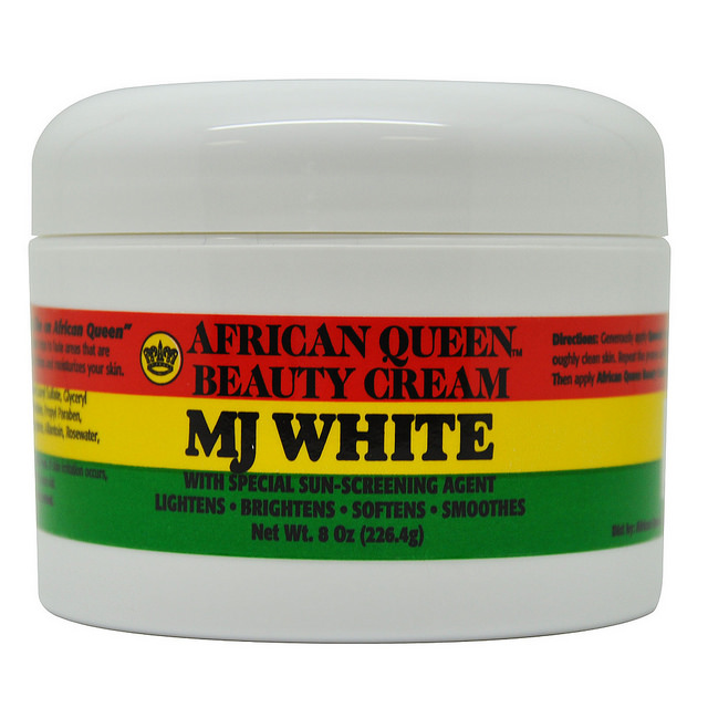African Queen Beauty Cream MJ 8 Oz. / 226.4 g Soothing Touch Lip Balm - Grapefruit With Vitamin C - Pack of 12 - 0.25 Oz.