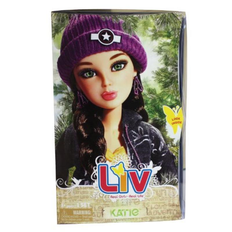 Spin Master Katie Outdoor Fashion Doll