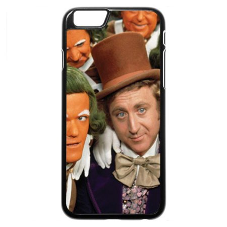 Gene Wilder Wonka And Oompa Loompas iPhone 6 Case