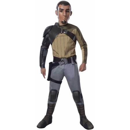 Star Wars Rebels Deluxe Kanan Boys' Child Halloween Costume](Star Wars Rebel Pilot Costume)