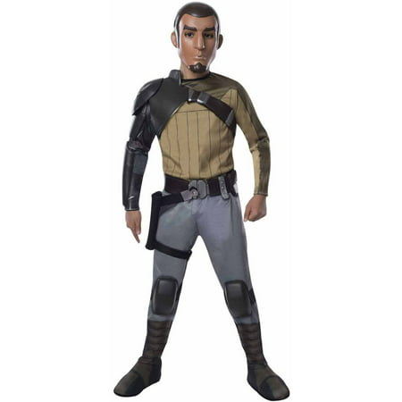 Star Wars Rebels Deluxe Kanan Boys' Child Halloween Costume](Star Wars Rebel Costume)