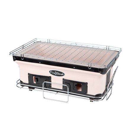 - Fire Sense HotSpot Large Yakatori Charcoal Grill
