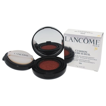 Cushion Blush Subtil - # 022 Rose Givree by for Women - 0.24 oz Blush (Lancome Blush Subtil Rose)