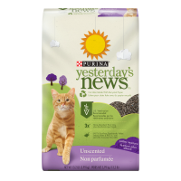 Purina Yesterday's News Unscented Softer Texture Cat Litter (Multiple Sizes)