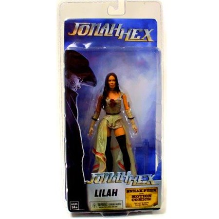 Jonah Hex: Series 1 Lilah 7' Action Figure (Jonah Hex Scar)