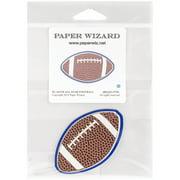 Paper Wizard Die-Cut-Football