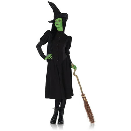 Leg Avenue Adult Wicked Elphaba 2-Piece Costume, Size L