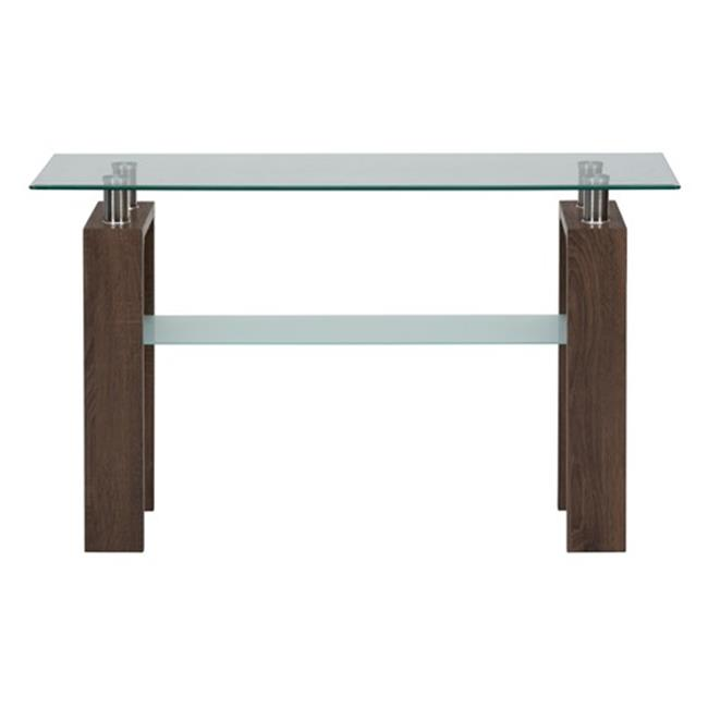 Jofran 198-4B Compass Sofa Table Base Only by Jofran