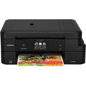 Brother MFC-J985DW XL Inkjet Multifunction Printer Color Plain Paper Print Desktop Copier Fax Printer Scanner... by BROTHER INTL %28PRINTERS%29
