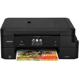 Brother MFC-J985DW XL Inkjet Multifunction Printer - Color - Plain Paper Print - Desktop - Copier/Fax/Printer/Scanner - 6000 x 1200 dpi Print - 1 x Input Tray 100 Sheet, 1 x Output Tray 50 Sheet,
