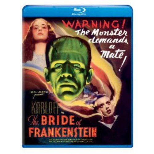 The Bride Of Frankenstein (Blu-ray) (Full Frame)