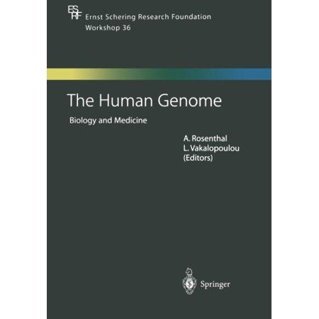 The Human Genome: Biology and Medicine (Softcover Reprint of the Origi)