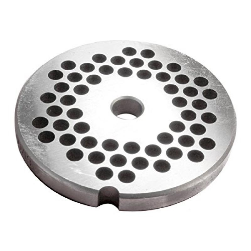 # 5 Stainless Steel Grinder Plate - 6mm (1/4Inch)