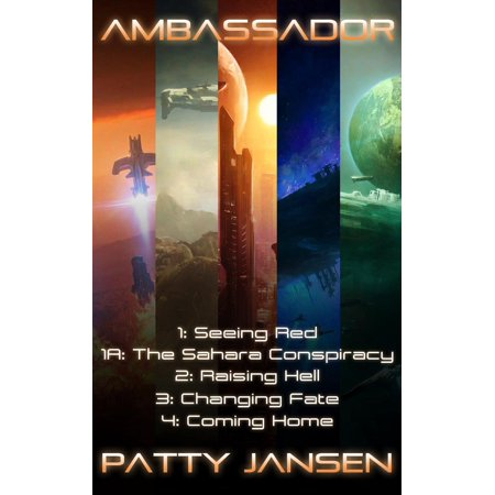 - Ambassador 5-book set - eBook