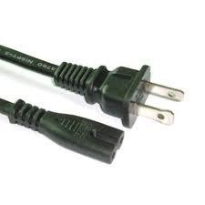 Canon PIXMA MG5320 MG5220 Printer 2-Prong AC Power Cable Cord Figure 8